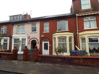 2 Bedrooms House for sale in Westmorland Avenue, Blackpool, Lancashire, FY1