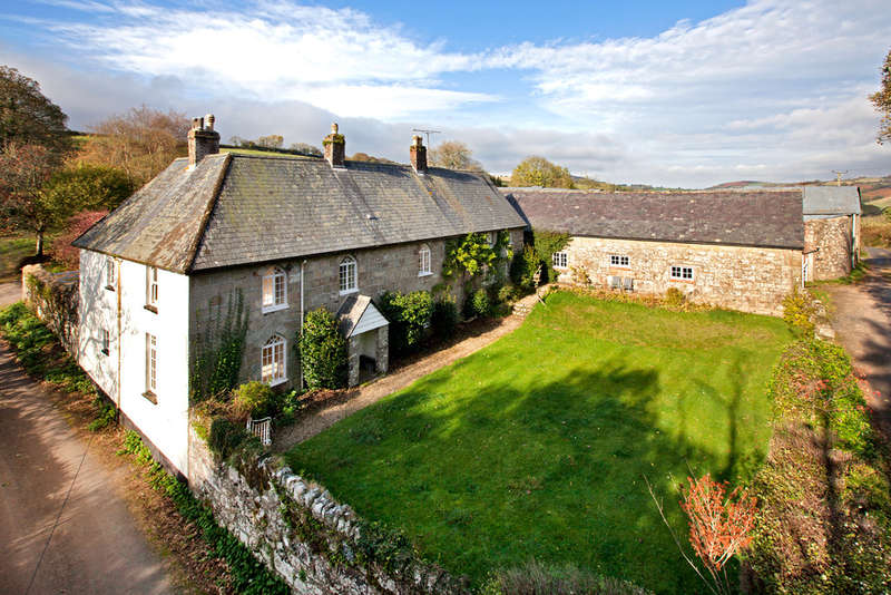 5 Bedrooms House for sale in North Bovey, Dartmoor