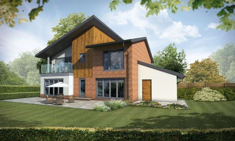5 Bedrooms Detached House for sale in 2 Ace High Close, Maidstone