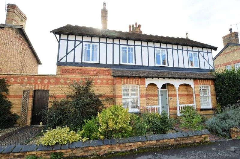 3 Bedrooms Semi Detached House for sale in Princes Road, Stamford