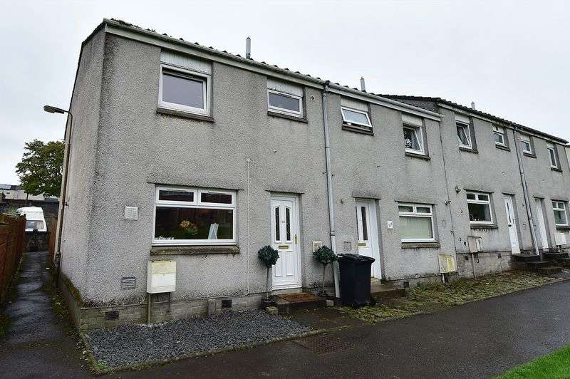 3 Bedrooms Terraced House for sale in Harburn Drive, West Calder, EH55 8AN