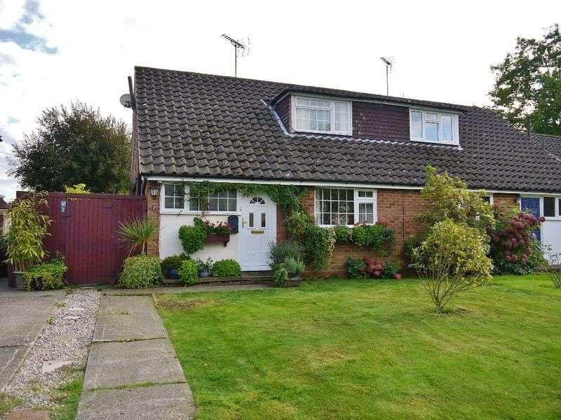 3 Bedrooms Semi Detached House for sale in Gimble Way, Pembury
