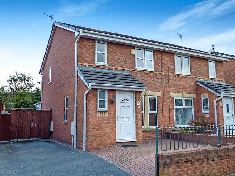 4 Bedrooms Semi Detached House for sale in Minster Road, Manchester