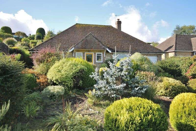 2 Bedrooms Detached Bungalow for sale in Finches Lane, West Chiltington