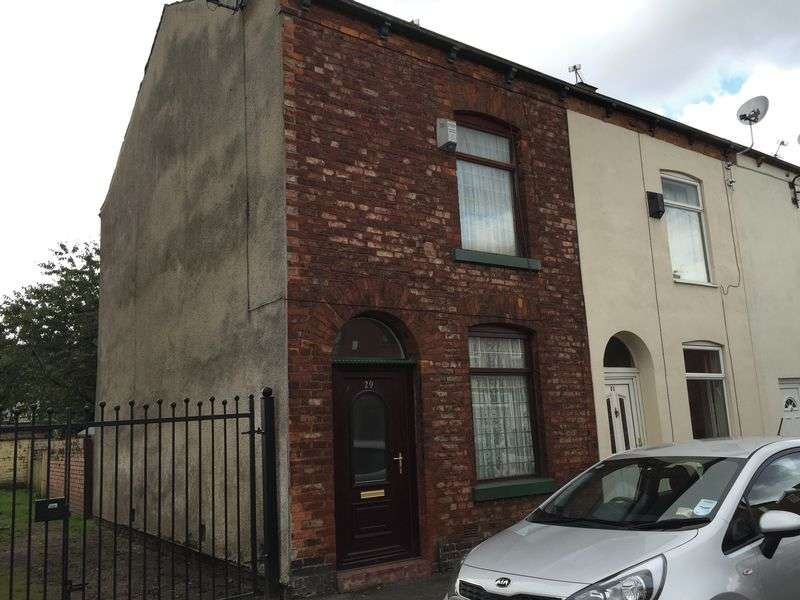 2 Bedrooms Terraced House for sale in Brown Street, Manchester