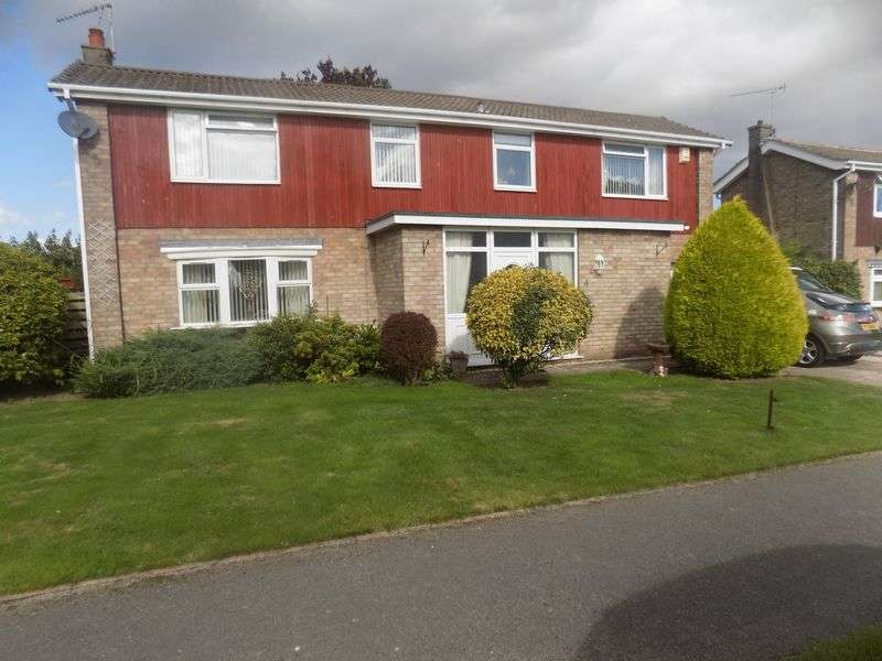 3 Bedrooms Detached House for sale in Park Crescent, Retford