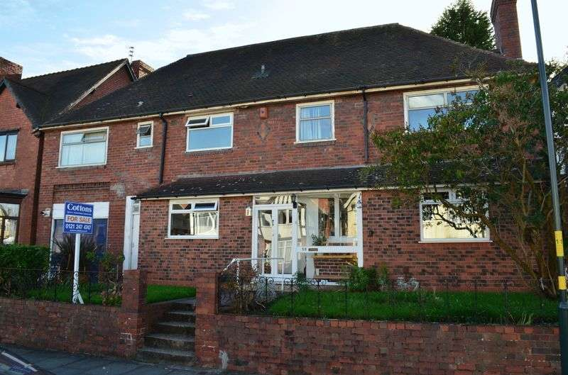 6 Bedrooms Detached House for sale in Fountain Road, Edgbaston - SIX BEDROOM HOME IN EDGBASTON!!