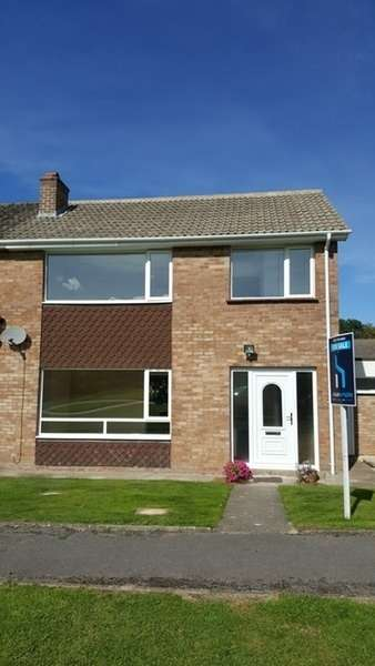 3 Bedrooms Semi Detached House for sale in Church Avenue, Falfield, Gloucestershire, GL12