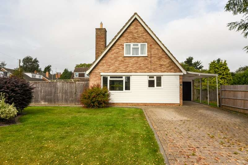 3 Bedrooms Detached House for sale in CLOSE ROAD, NORTHAMPTON, Northamptonshire, NN7