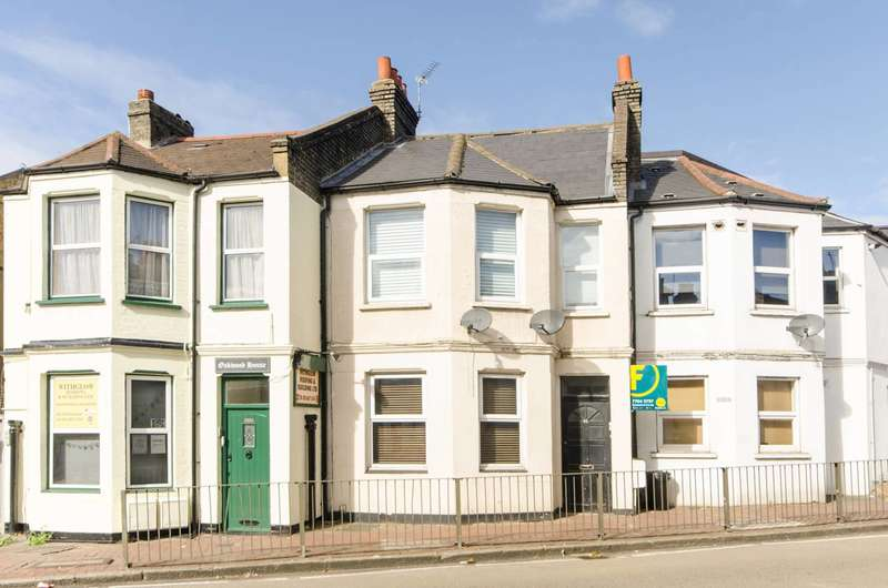 1 Bedroom Flat for sale in Eardley Road, Streatham Common, SW16