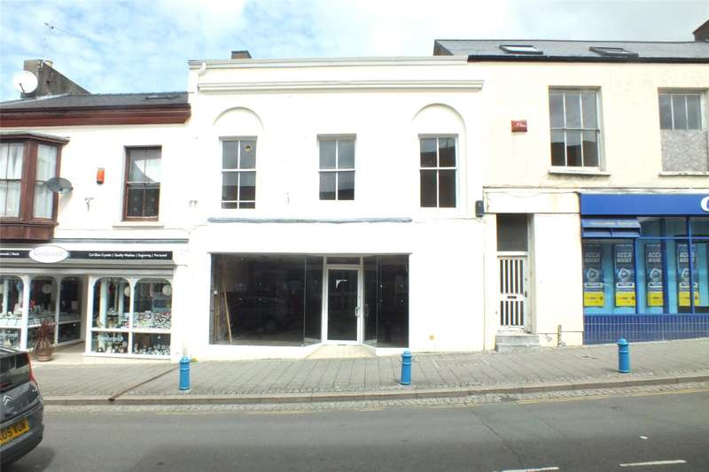 Office Commercial for sale in Dimond Street, Pembroke Dock, Pembrokeshire