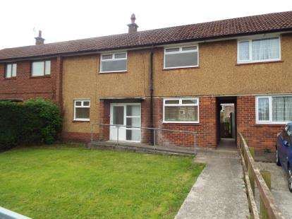3 Bedrooms Terraced House for sale in Bro Havard, St. Asaph, Denbighshire, LL17