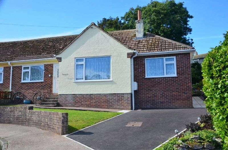 3 Bedrooms Semi Detached Bungalow for sale in STONEACRE CLOSE, BRIXHAM