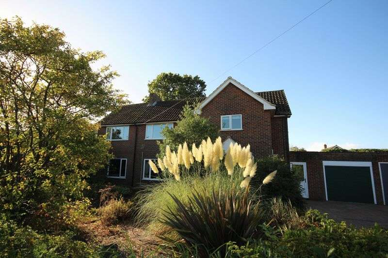 4 Bedrooms Detached House for sale in Old Hadlow Road, Tonbridge.
