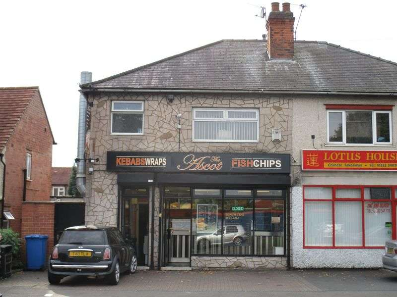 Property for sale in Large freehold fish & chip shop