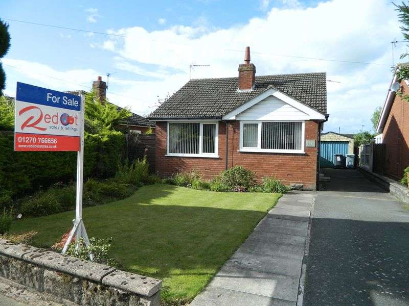 2 Bedrooms Detached Bungalow for sale in Church Lane, Sandbach