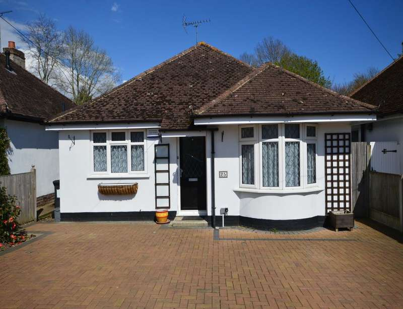 3 Bedrooms Detached Bungalow for sale in Fordwich Road, Sturry, Canterbury, CT2