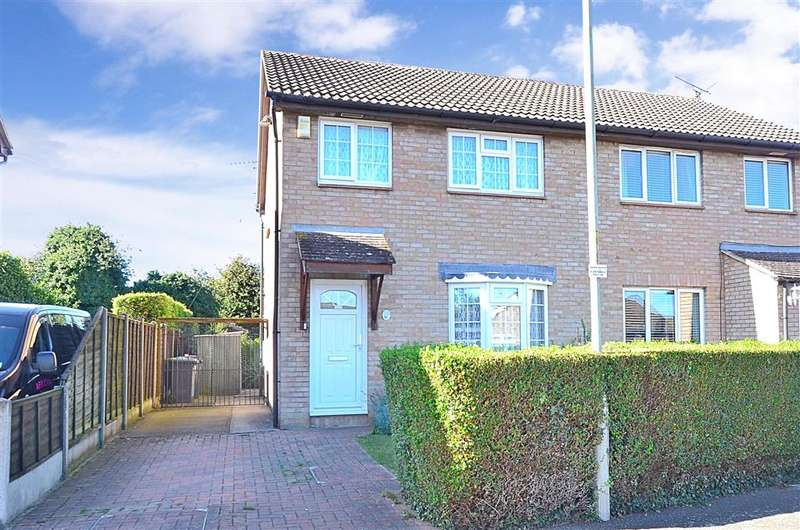 3 Bedrooms Semi Detached House for sale in The Meadows, Herne Bay, Kent
