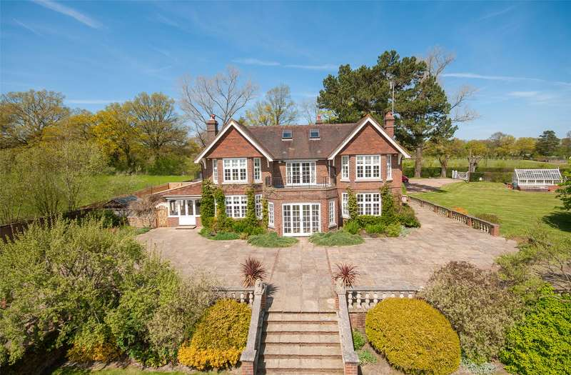 6 Bedrooms Detached House for sale in Partridge Lane, Newdigate, Dorking, Surrey, RH5