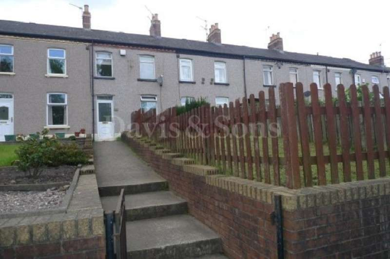 3 Bedrooms Terraced House for sale in STATION ROAD, GRIFFITHSTOWN , S WALES. NP4 5JJ