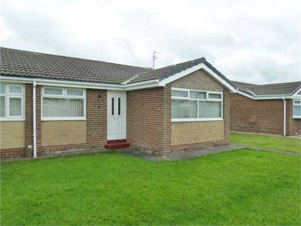 2 Bedrooms Semi Detached House for sale in Lichfield Way, Jarrow, Tyne and Wear