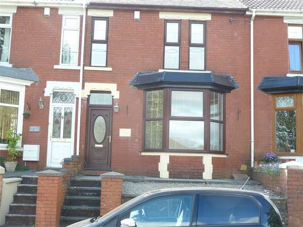 4 Bedrooms Terraced House for sale in Salisbury Road, Maesteg, Maesteg, Mid Glamorgan