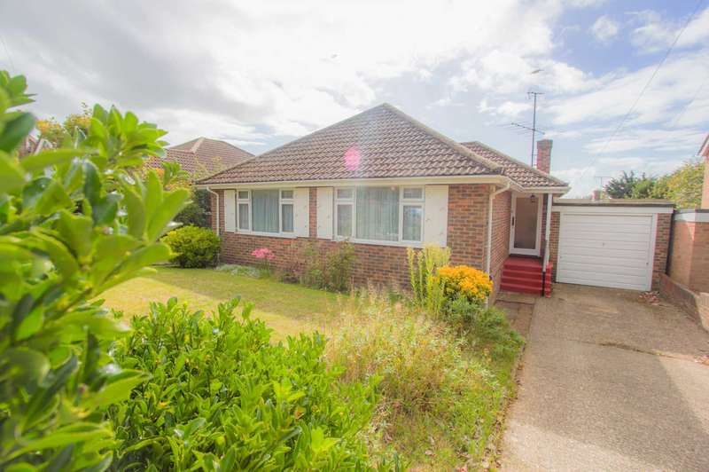 2 Bedrooms Detached Bungalow for sale in West Way, High Salvington
