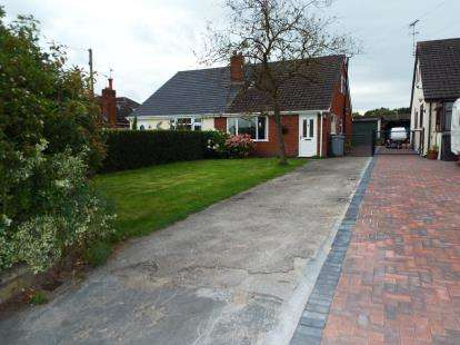 4 Bedrooms Bungalow for sale in Cemetery Road, Weston, Crewe, Cheshire