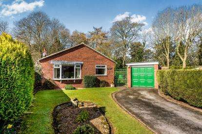 3 Bedrooms Bungalow for sale in Loynton Close, Stafford, Staffordshire