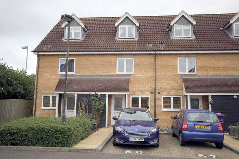 3 Bedrooms Town House for sale in Barnack Grove