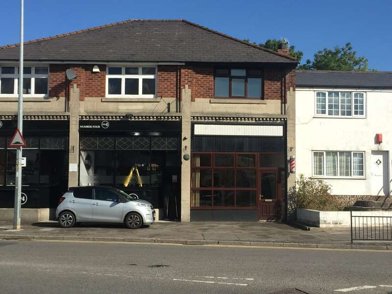Commercial Property for sale in Delamere Street, Winsford