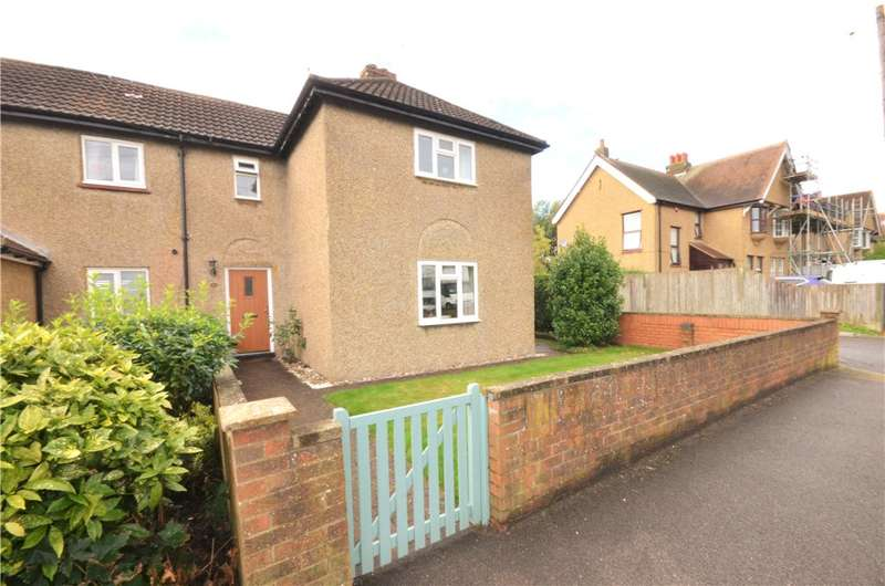 3 Bedrooms End Of Terrace House for sale in North Cottages, Napsbury, St. Albans, Hertfordshire, AL2