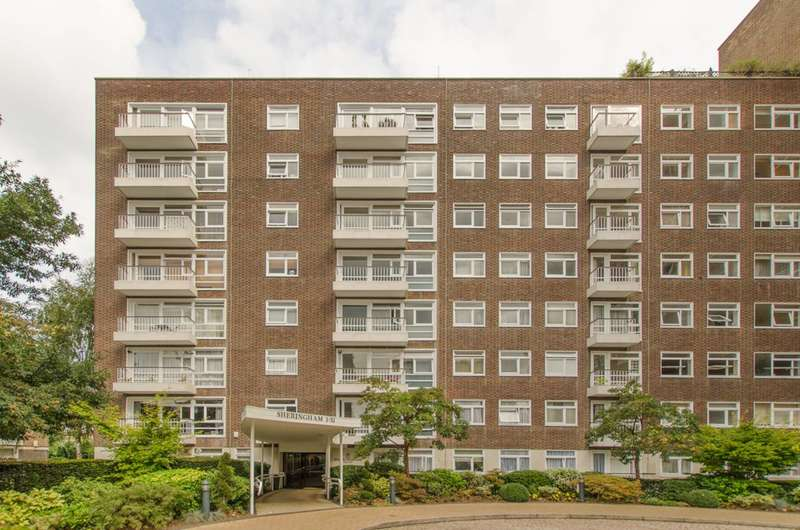 3 Bedrooms Flat for sale in St Johns Wood Park, St John's Wood, NW8