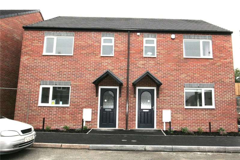 3 Bedrooms Semi Detached House for sale in Douglas Road, Somercotes, Alfreton, Derbyshire, DE55