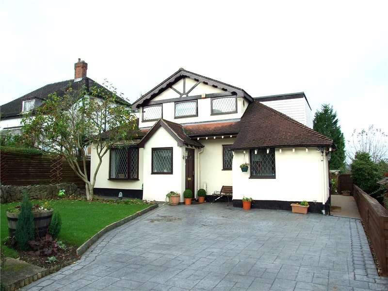 4 Bedrooms Detached House for sale in Station Road, Breadsall, Derby, Derbyshire, DE21