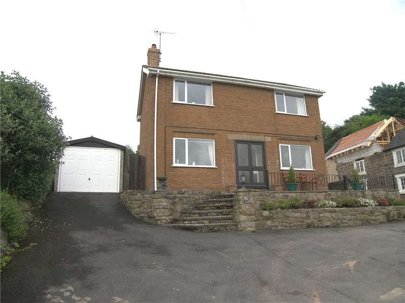 3 Bedrooms Detached House for sale in Holly House Lane, Blackbrook, Belper, Derbyshire, DE56