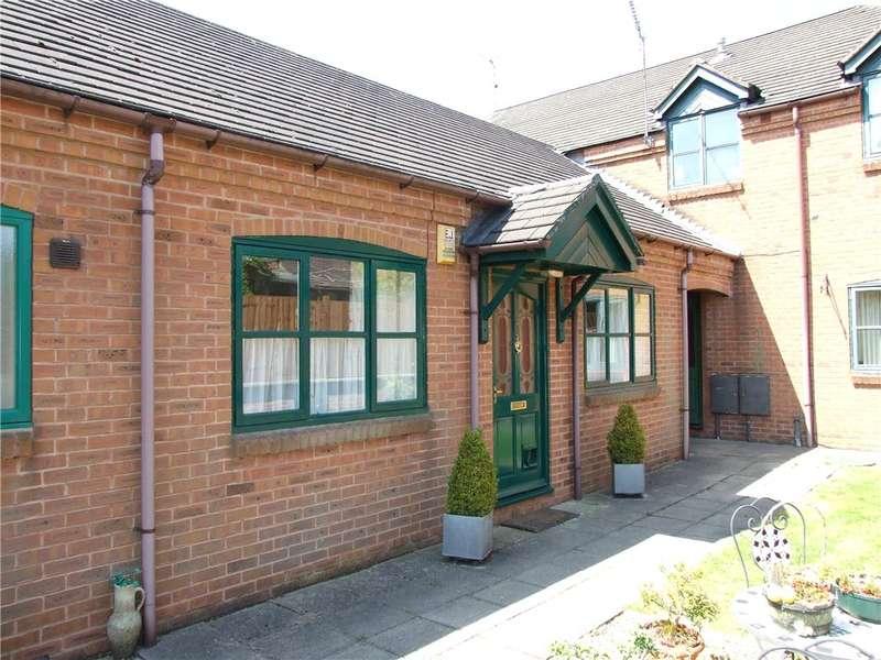 1 Bedroom Bungalow for sale in Moor Street, Spondon, Derby, DE21