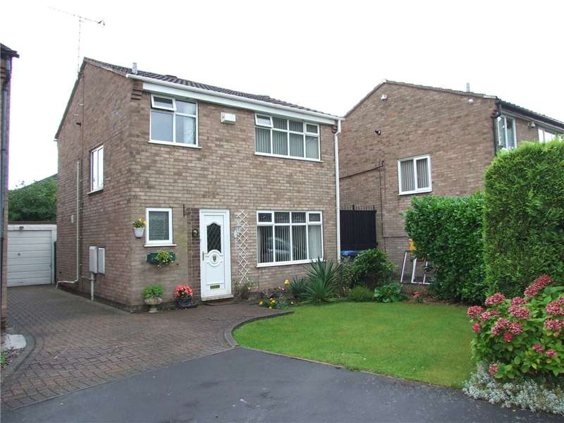 3 Bedrooms Detached House for sale in Lancaster Walk, Spondon, Derby, DE21