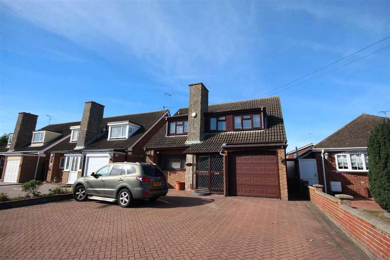 3 Bedrooms Detached House for sale in Chantry, Jaywick Lane, Clacton-On-Sea