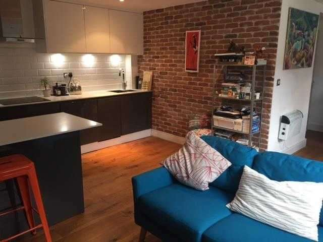 2 Bedrooms Apartment Flat for sale in Peckham Grove, London
