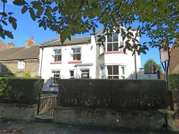 6 Bedrooms Semi Detached House for sale in Haughton Green, Darlington, Durham