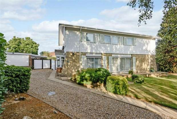 5 Bedrooms Detached House for sale in Waveney Drive, Hoveton, Norwich, Norfolk
