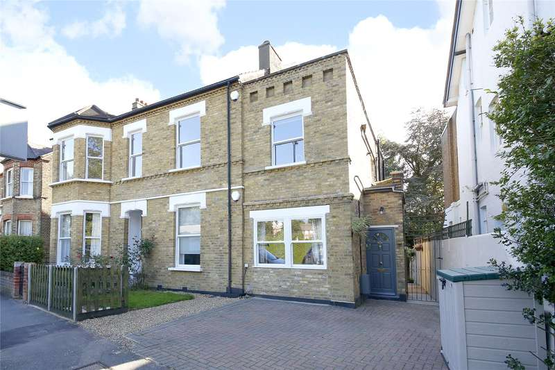 4 Bedrooms Maisonette Flat for sale in Maberley Road, London