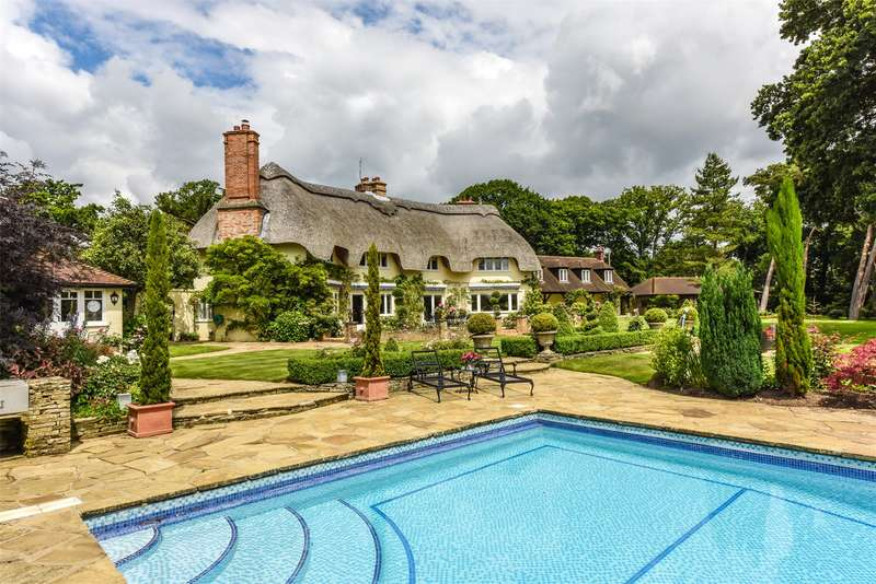 9 Bedrooms Detached House for sale in Bucklers Hard, Beaulieu, Brockenhurst, Hampshire, SO42