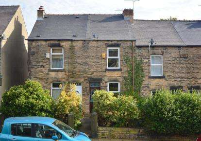 2 Bedrooms Terraced House for sale in Townend Street, Crookes, Sheffield