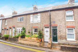 2 Bedrooms Terraced House for sale in Lower Road, River, Dover, Kent