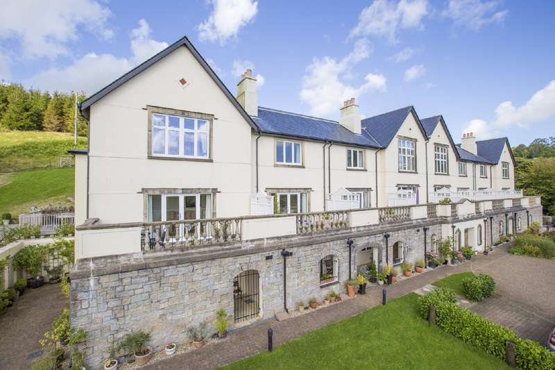 4 Bedrooms Terraced House for sale in 7 Didworthy Park, Didworthy, South Brent
