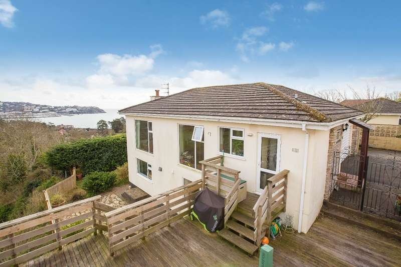 4 Bedrooms Detached House for sale in 4 Manscombe Close, , Torquay