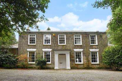 6 Bedrooms Detached House for sale in Burncoose, Gwennap, Cornwall