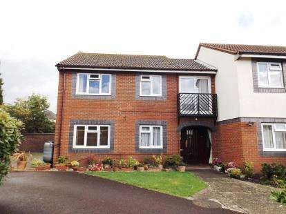 2 Bedrooms Retirement Property for sale in Clarence Court, Clarence Road, Wotton-Under-Edge, Gloucestershire